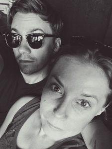 digital nomad couple