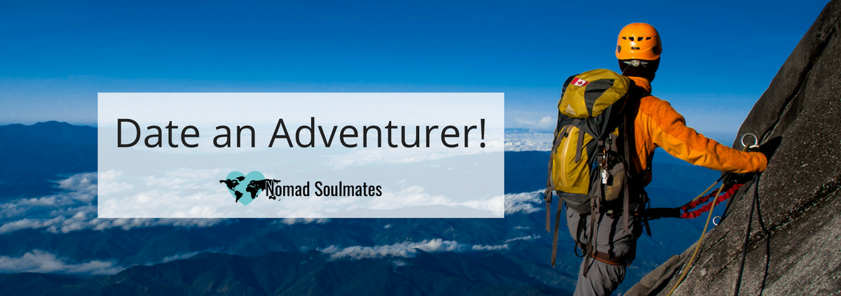How a dating website I built to find my adventurous soulmate went viral! (nomadsoulmates.com)