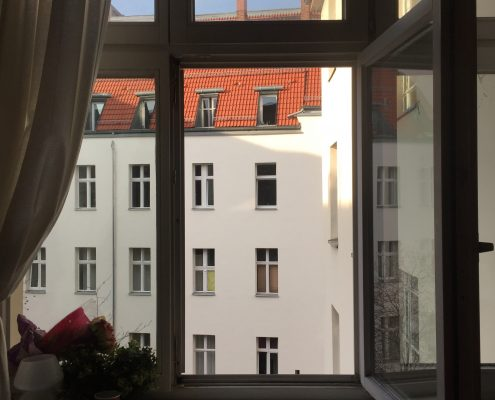 Appartment in Berlin - Steven and Tayla
